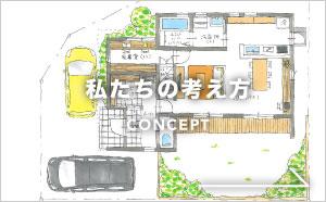 私たちの考え方|高知市の注文住宅 SAI一級建築士事務所