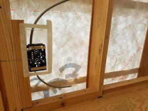 高知市注文住宅を建てているT様邸のプロットチェック画像 高知市注文住宅SAI