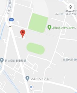 香南市野市町西野の詳細地図 高知市注文住宅SAI