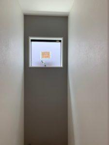 高知市朝倉本町M様邸グレーの壁画像|高知市注文住宅SAI