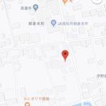 高知市朝倉本町2丁目にてSAIのオープンハウスの現地地図詳細 高知市注文住宅SAI